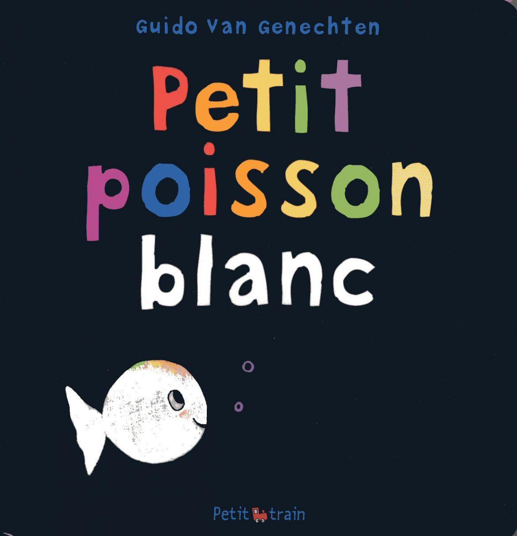Petit Poisson Blanc Exploitation Maternelle Le Jardin D