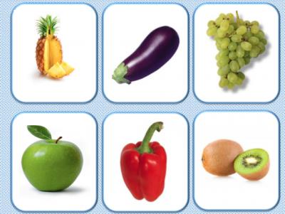 Loto et m mory des fruits et l gumes le jardin d 39 alysse - Le jardin d alysse grammaire ...
