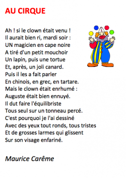 50 Poésies De Maurice Carême Le Jardin Dalysse
